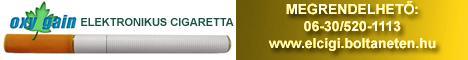 Elektronikus Cigaretta
