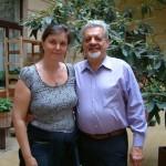 Paul Dennison-nal, a Vision Circles tréning oktatójával